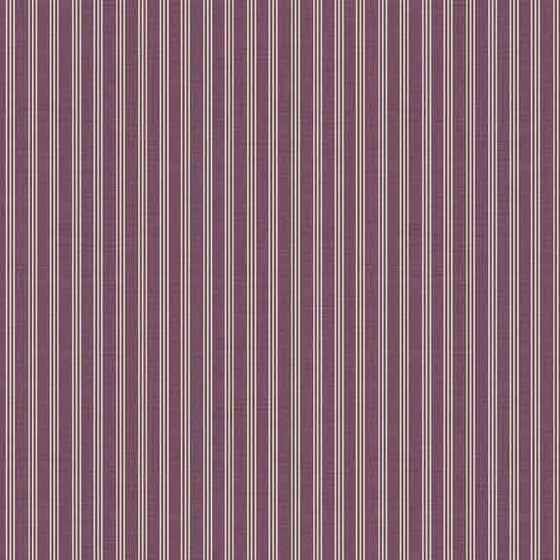 Makower UK Home Grown Triple Stripe Lilac 1780/L F5916