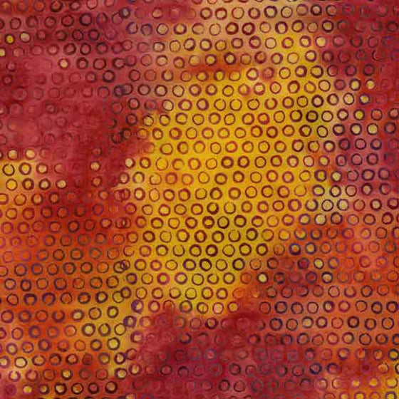 Makower Island Batik 795 F6030 - The Fabric Bee