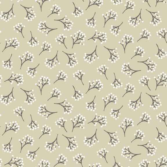 Makower UK Into The Woods 1853/Q2 F6106 - The Fabric Bee