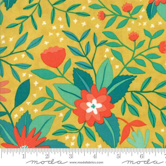 Moda Midnight Garden 36020 19 F6219 - The Fabric Bee