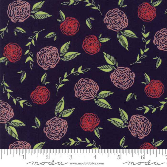 Moda Creekside 37531 15 F6229 - The Fabric Bee