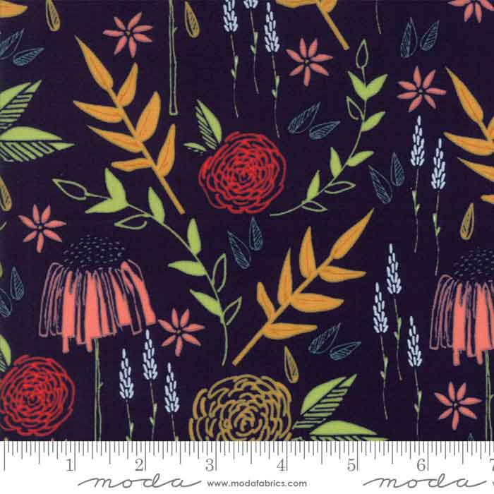Moda Creekside 37530 16 F6231 - The Fabric Bee