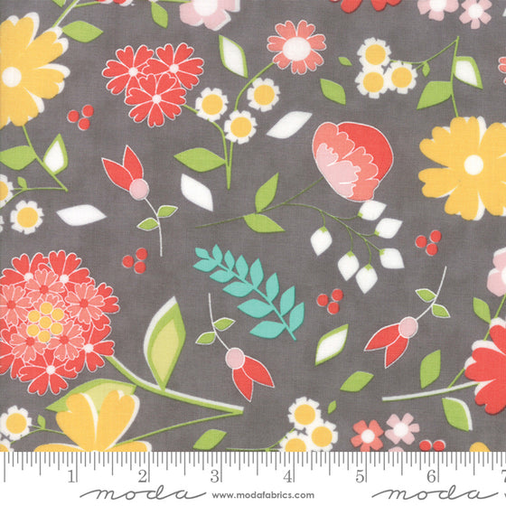 Moda Flower Mill 29030 13 F6265 - The Fabric Bee