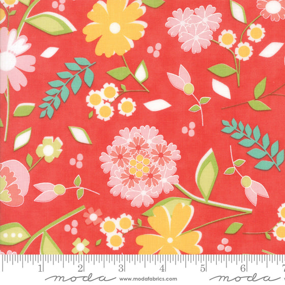 Moda Flower Mill 29030 16 F6266 - The Fabric Bee