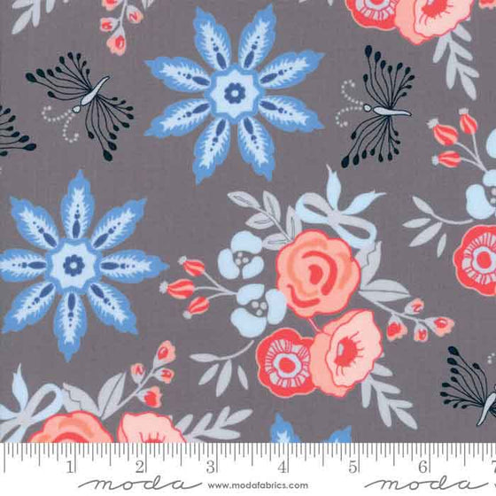 Moda Bloomsbury Patchwork Fabric by Franny and Jane