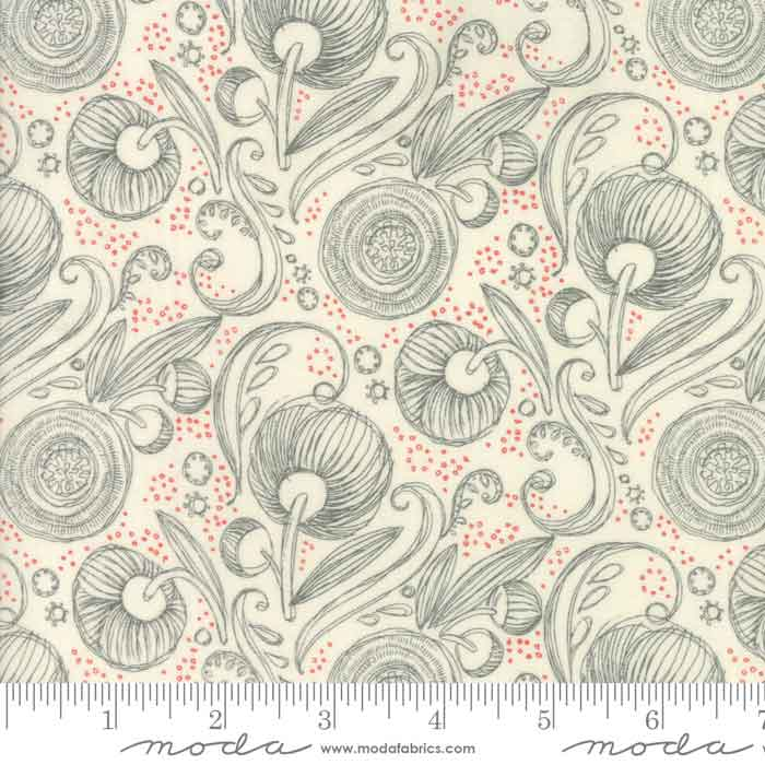 Moda Blushing Peonies by Robin Pickens 48613 11 F6349 - The Fabric Bee