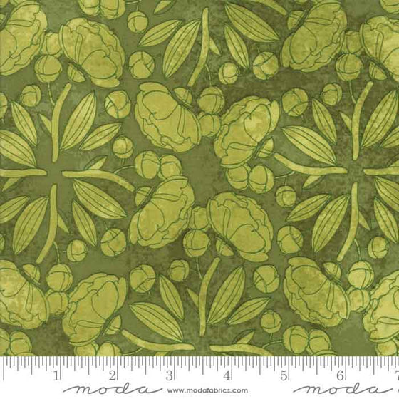 Moda Blushing Peonies by Robin Pickens 48612 17 F6351 - The Fabric Bee