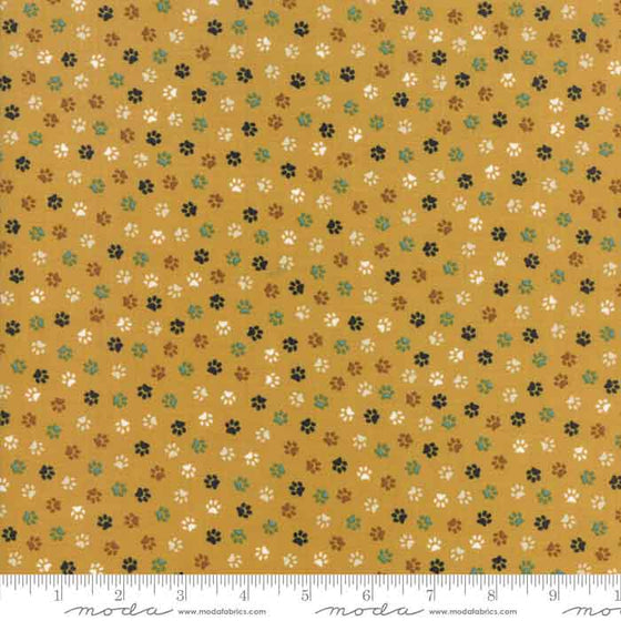 Moda Woof Woof Meow 20568 13 F6387 - The Fabric Bee