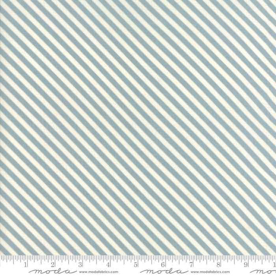 moda woof woof meow fabric collection, diagonal stripe fabric