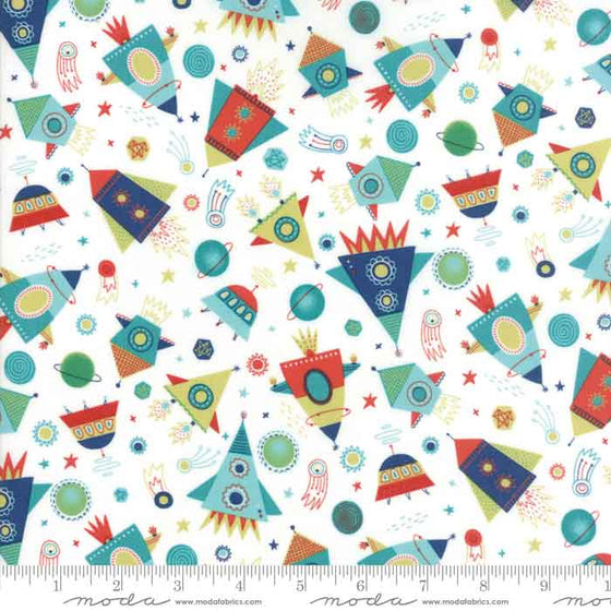 Moda Stellar Baby 35322-11 F6437 - The Fabric Bee