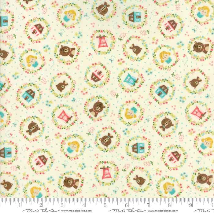 Moda Home Sweet Home 20573 11 F6448 - The Fabric Bee