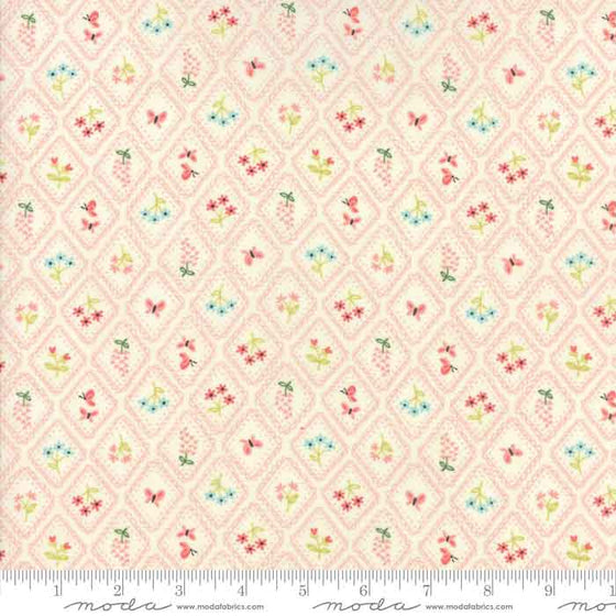 Moda Home Sweet Home 20576 11 F6449 - The Fabric Bee