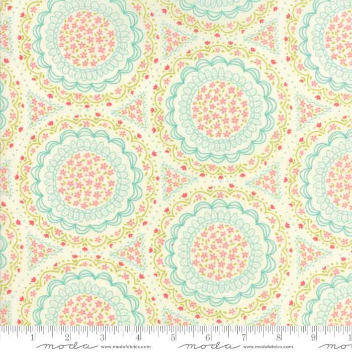 Moda Home Sweet Home 20575 11 F6452 - The Fabric Bee