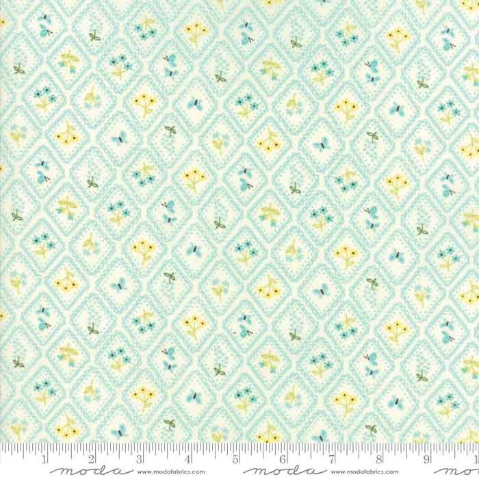 Moda Home Sweet Home 20576 21 F6453 - The Fabric Bee