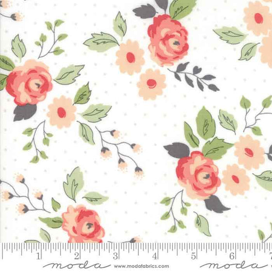 Moda Nest 5060 11 F6461 - The Fabric Bee
