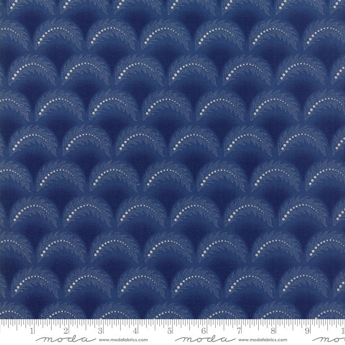 Moda Regency Blues 42306 17 F6473 - The Fabric Bee