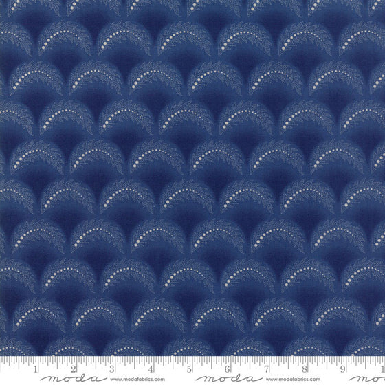 Moda Regency Blues Fabric Collection