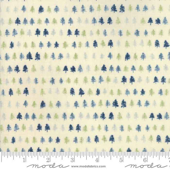Moda Wintertide 1453 13 F6567 - The Fabric Bee