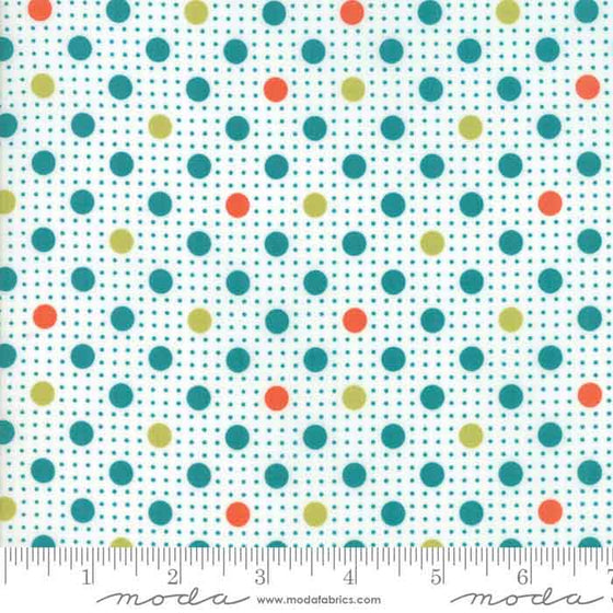 Moda Basic Mixologie 33341 11 F6597 - The Fabric Bee