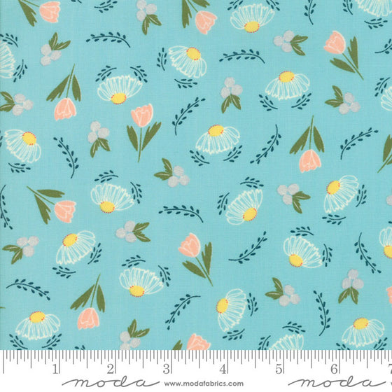 Moda Clover Hollow 37551 18 F6603 - The Fabric Bee
