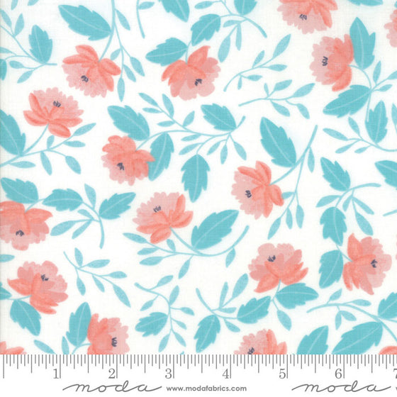 Moda Twilight by One Canoe Two, Floral Fabric