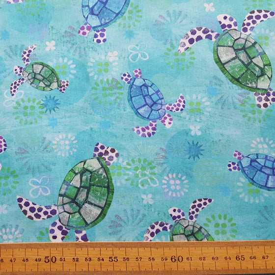 Octopus Garden by Amy Schimler-Safford 18781-60 F6666 - The Fabric Bee