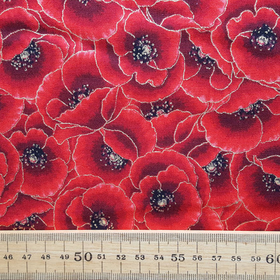 Gilded Blooms by Hyun Joo Lee F6669 - The Fabric Bee