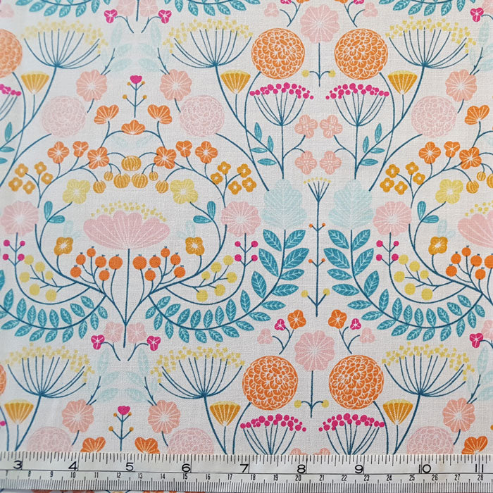 Dashwood Studio Rivelin Valley 1594 Floral F6689 - The Fabric Bee