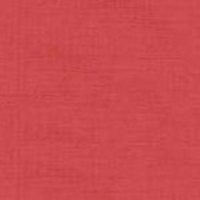 Makower Linen Texture 1473/R4 Old Rose F6736