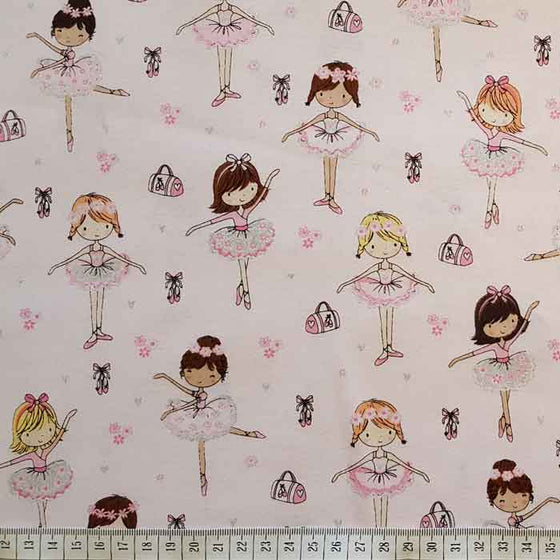 Timeless Treasures Fabric CM3817 Pink F6874