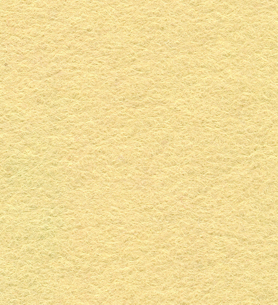 "Wool Mix Felt 12"" Square Cream - The Fabric Bee"