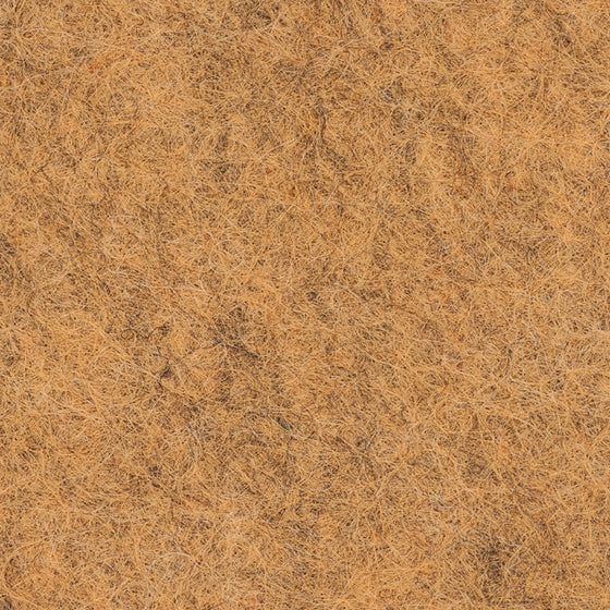 "Wool Mix Felt 12"" Square Marl Gold - The Fabric Bee"