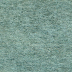 "Wool Mix Felt 9"" Square Turquoise Marl - The Fabric Bee"