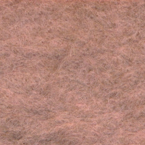 "Wool Mix Felt 9"" Square Marl Dusty Pink"