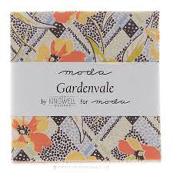 Moda Gardenvale Charm Squares - The Fabric Bee