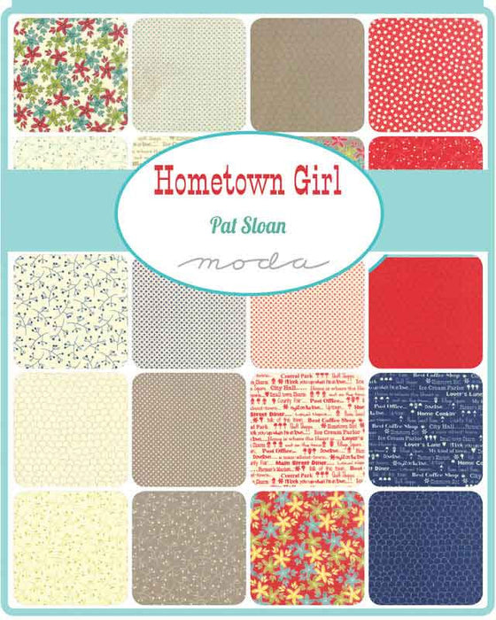 Moda Hometown Girl Layer Cake