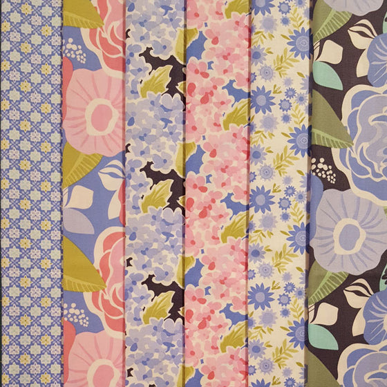 Honey Honey by Kate Spain 6 Fat Quarter Pack B