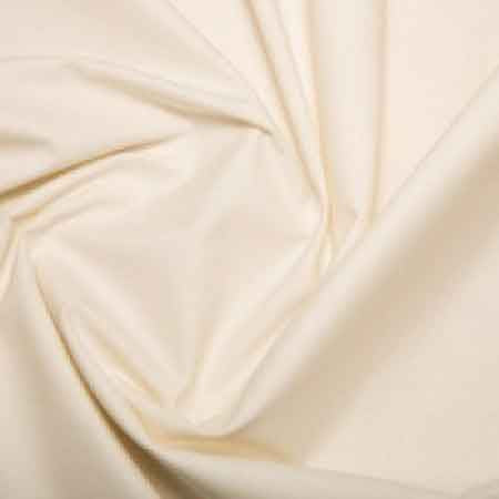 "Ivory - 100% Cotton BUDGET Backing Fabric 238cm/94"" Wide"