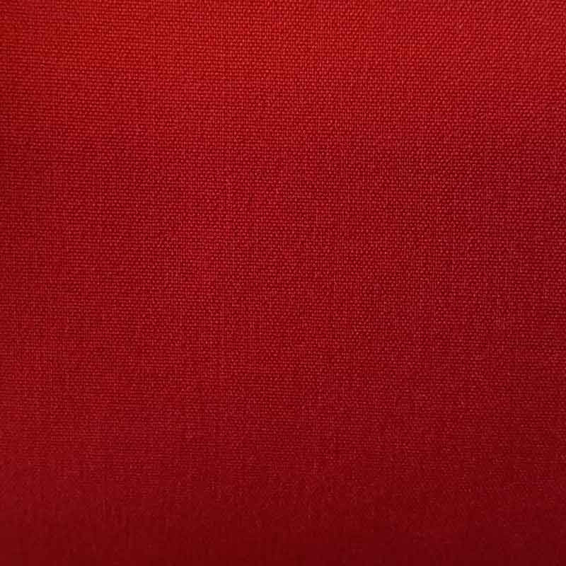 Polyester/Viscose Fabric KF7235 Deep Red