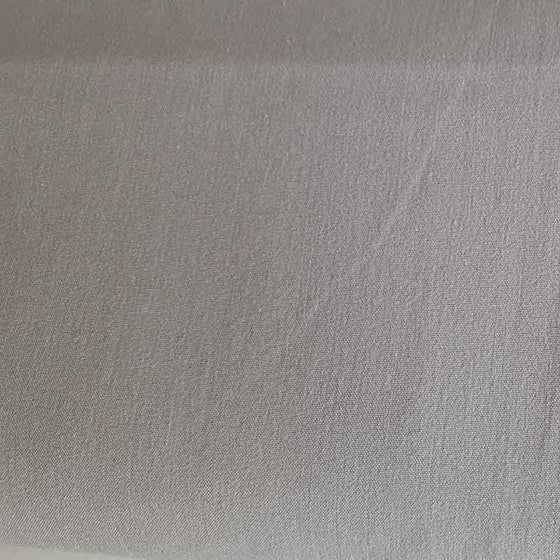 Polyester/Viscose Fabric KF7235 Silver Grey