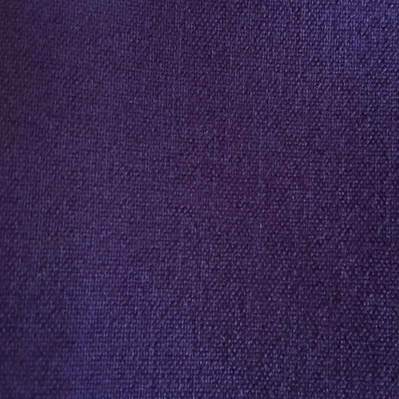 Polyester/Viscose Fabric KF7235 Deep Purple - The Fabric Bee