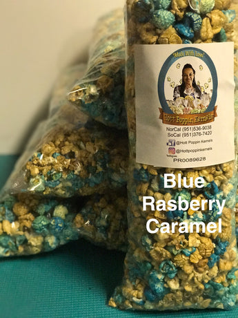 Blue Raspberry Caramel