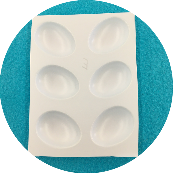 Sheet E- Vacuum Form Eye Blanks