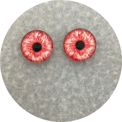 Dragon Cabochon Iris Puppet Eyes 19mm