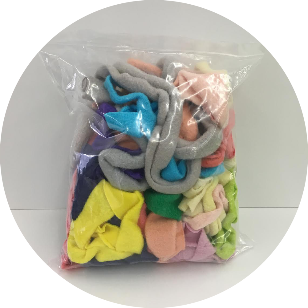 Snoodle Pack- 2 gallon bag