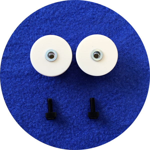 Tahiti Cabochon Puppet Eyes 44mm