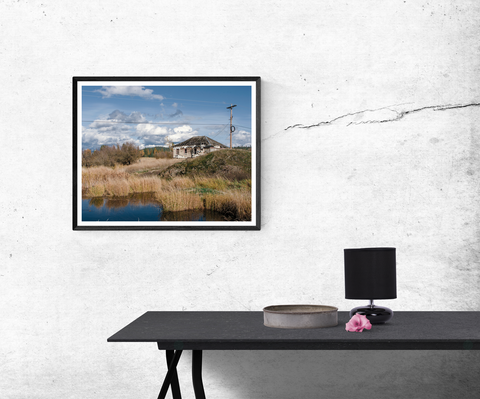 Eastern Washington Farm Photo Print