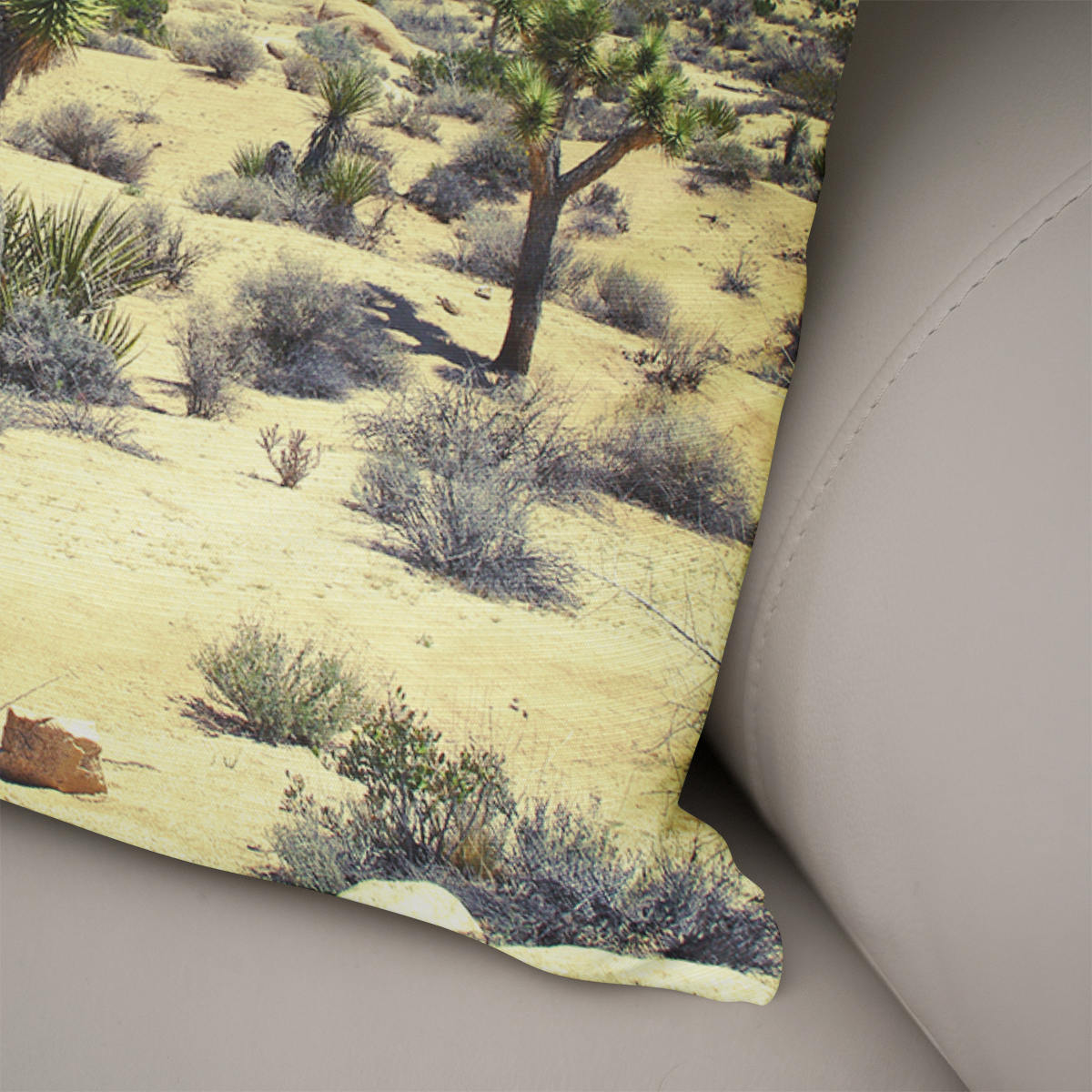 Desert Decadence, Joshua Tree Decorative Throw Pillow - 5 Sizes