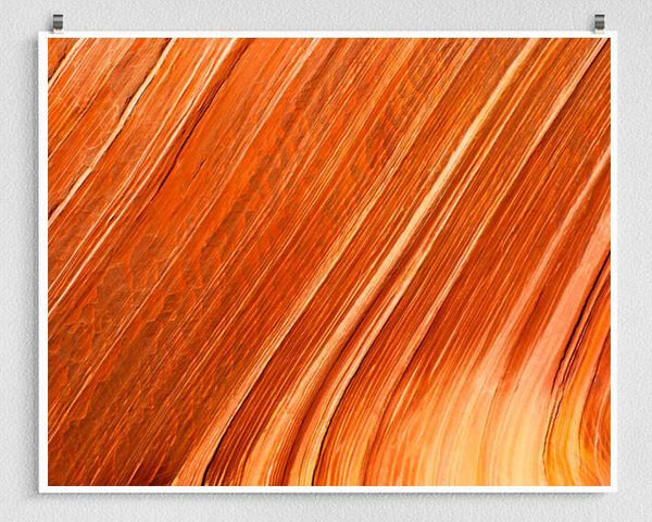 Abstract Sandstone, The Wave, Arizona Photography Lost Kat Photography