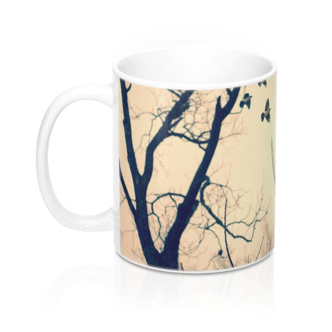 Austin Dreams - Ceramic Coffee Mug Printify